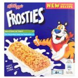 Kelloggs Frosties Cereal Bars 6 x 25g